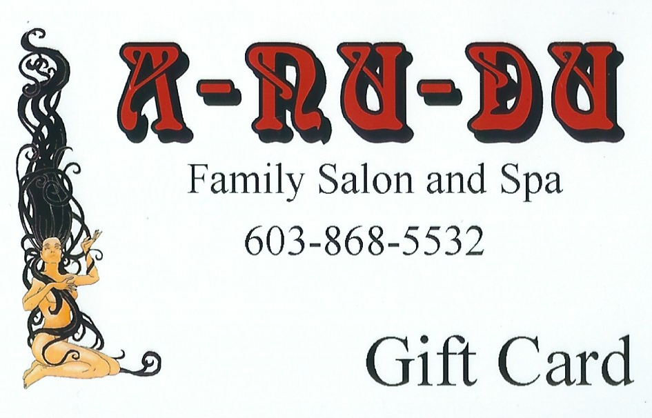 We Also Offer Gift Cards